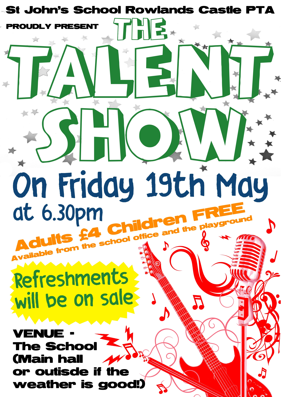 St John's Got Talent 19th May